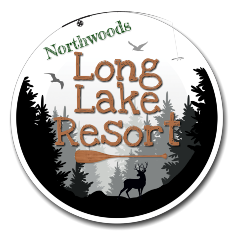Long Lake; Wisconsin; Florence County Resort; Forest County Resort; Long Lake Resort; Northwoods Long Lake Resort; Resort in Long Lake Wisconsin; canoe resort; kayak resort; cabin with kayak; cabin; with canoe; cabin with row boat; lake front resort; beac